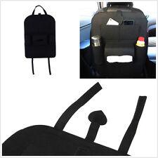 Schwarz Tragbare Filz Material Auto PKWs Rückenlehne Multi-Tasche Aufbewahrungstasche Halterung