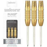John Lowe - Phase 2 Shark Grip - Gold - 90% Tungsten Steel Tip Darts by Unicorn