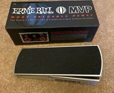 Ernie Ball MVP 6182 Overdrive and Volume Guitar Effect Pedal, Nearly New!