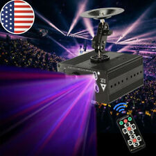 48 Pattern Laser Projector Stage Lights Mini LED RGB Lighting Party DJ Disco KTV