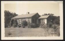 Postcard HANCOCK New Hampshire/NH  Local Area Family Bungalo House/Home 1950's