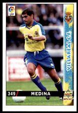 Mundicromo Las fichas de la Liga 98 99 Medina Villareal No. 349
