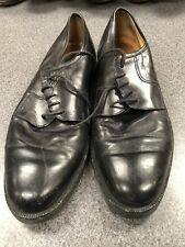 Cole Haan Country Mens Black Leather Casual Shoes Lace Up 4885 Size 10.5 M