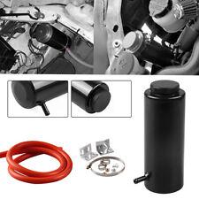 800ML Aluminum Radiator Catch Tank Overflow Liquid Refrigerant Coolant Black
