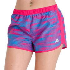 Feuchtigkeitsregulierende adidas Damen-Sport-Shorts & -Radlerhosen