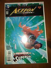The Final Days Of Superman 51 Action Comics - High Grade Comic Book - B28-19