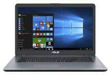 ASUS VivoBook X705 17.3 Inch Intel Celeron 2.6GHz 8GB 1TB Laptop - Grey.