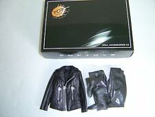 "POPTOYS female riders Women's motorcycle leather clothing Suit F 12"" KUMIK Body"