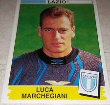 FIGURINA CALCIATORI PANINI 1994/95 LAZIO MARCHEGIANI ALBUM 1995