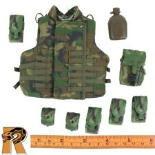 Freedom Force USMC - Assault Vest w/ Pouches - 1/6 Scale - BBI Action Figures