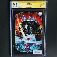VENOM #1 💥 CGC 9.8 SS 💥 TODD MCFARLANE 1:500 REMASTERED COLOR EDITION VARIANT
