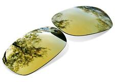 Lentes SURE de Recambio Polarizada para Oakley Ten (X) (Gold 24k)