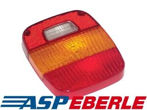 Rückleuchtenglas Rücklicht Euro-Style links oder rechts Jeep Wrangler YJ 87-95