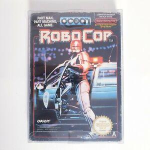 Robocop Nintendo NES Game PAL Free Postage + Box & Manual