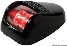Fanale nero rosso 112° Orions | Marca Osculati | 11.395.01