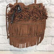 73124cba2fa5 Suede Crossbody Bags & Handbags for Women for sale | eBay