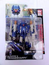 2015 Transformers Titans Return Blowpipe & Triggerhappy Sealed MISB MIB BOX