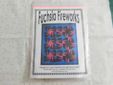 quilting rulers set Fuchsia Fireworks