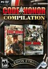 Code of Honor 1 & 2 Compilation (PC DVD) 100% Brand New