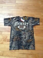 MENS CHASE AUTHENTIC TONY STEWART CAMO SHIRT CAMOFLAUGE REALTREE #20