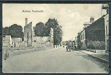 Ansichtskarte Rethel Frankreich - 01239