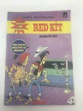 LUCKY LUKE #2 - Foreign Comic Book - 1990s 90s - VERY RARE - MORRIS - 5.5 FN-