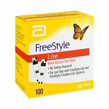 Freestyle Diabetic Test Strips