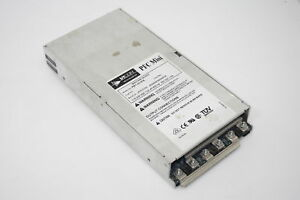 Vicor PFC Power Supply 12V/99.9A 115-230VAC 10A 47-500HZ 300VDC 10A -TESTED