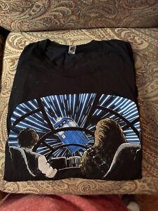 Star Wars And Tardis Tshirt