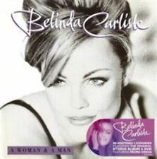 Woman and a Man Expanded Edition by Belinda Carlisle (cd Sep-2014 3 Discs