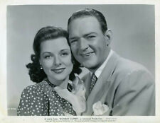 "MARIA MONTEZ WILLIAM GARGAN BOMBAY CLIPPER 1942 ORIGINAL 8X10"" PHOTO #A2365"