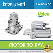Motorino d'avviamento VALEO 438168 ALFAROMEO FIAT LANCIA OPEL VAUXHALL