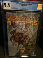 Teenage Mutant Ninja Turtles 49 CGC 9.4 NM WP Mirage; 1992
