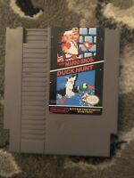 Super Mario Bros Duck Hunt Nintendo Entertainment System 1985 TESTED