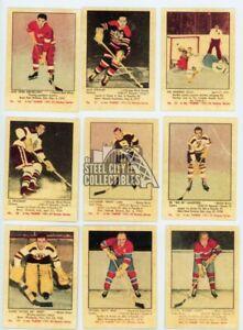 2002-03 Parkhurst Hockey 100-Card Reprint Insert Set (151-250)