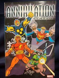 Marvel Annihilation Classic TPB