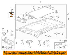 GM OEM Overhead Roof Console-Microphone 23297924