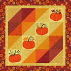 Fall+Beauty+Quilt+Kit+%2F+Wallhanging+or+Table+Topper+Moda+Fabric++Pumpkins+Autumn