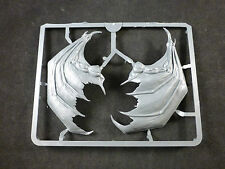 Warhammer / 40K Chaos Daemon Prince : Rear / Back Flying Wings (Pair)