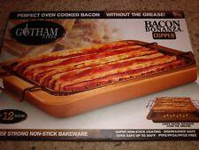 BACON BONANZA Copper by Gotham Steel - Super Strong Non-Stick Bakeware - NIB