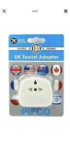 21 X UK Travel Adaptor Plugs Eurosonic 13a 240v