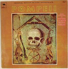 Pink Floyd / Pompeii Motion Picture Soundtrack vinyl 2x LP 1986 Ex+ Psych Rock