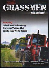 Tractor Farming DVD: CLASSIC GRASSMEN OLD SCHOOL