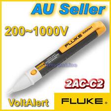 Fluke 2AC Non Contact Voltage Detector Tester Meter VoltAlert Sensor Pen OZ AU