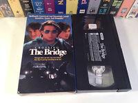 Crossing The Bridge Rare Comedy Drama VHS 1992 OOP Josh Charles Jason Gedrick