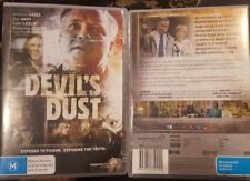 DEVIL'S DUST RARE DELETED DVD JAMES HARDIE ASBESTOS MINING TV FILM ANTHONY HAYES
