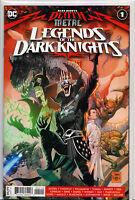 DARK NIGHTS: DEATH METAL ~ LEGENDS OF THE DARK KNIGHTS #1 (2nd Print)