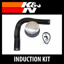 K&N 57i Performance Air Induction Kit 57-0655 - K and N High Flow Original Part
