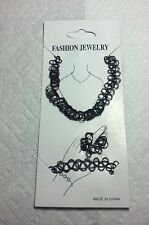 FASHION TATOO JEWELRY NEW NECKLACE ,BRACLET,RING-