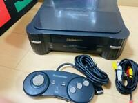 Panasonic 3DO REAL FZ-1 Console System NTSC-J controller Working